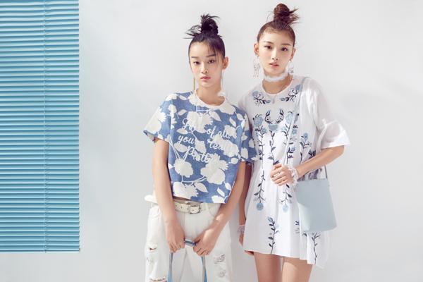 少女时装-武汉服装摄影公司
